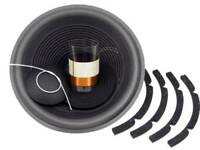 "Recone Kit for JBL 4410 127H-1 10"" Woofer Premium SS Audio 8 Ohm Speaker Parts"