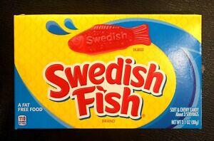 Swedish Fish Soft & Chewy Candy 88g