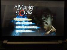 A Murder of Crows (DVD, 1999) Cuba Gooding Jr. DVD ONLY SLIM CD/DVD STORAGE CASE