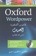 Oxford Wordpower Dictionary for Arabic-speaking Learners of English: A New...