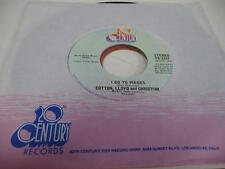 Rock Unplayed NM! 45 COTTON, LLOYD AND CHRISTIAN I Go To Pieces on 20th Century