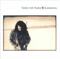 TEARS FOR FEARS Elemental CD BRAND NEW