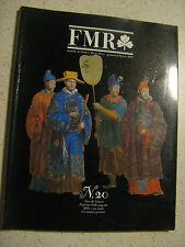 FMR rivista  n. 20 - gennaio febbraio 1984