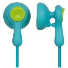 Panasonic RP-HV41A In-Ear Headphones - BLUE- Brand New Sealed - Free Ship