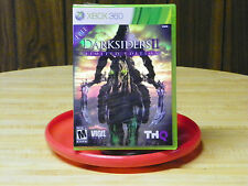 Darksiders II Limited Edition (Xbox 360, 2012) ***** Factory Sealed *****
