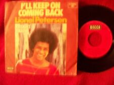 Lionel petersen-I 'll Keep On Coming Back/freight train orig. 45