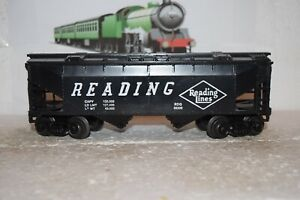 O Scale Trains Williams Reading Covered Hopper 09300