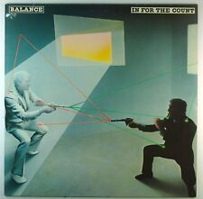 "12"" LP - Balance  - In For The Count - A5880 - cleaned"