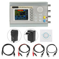 JDS2900 DDS Signal Generator Counter Frequency Dual Channel AC 100-240V GB