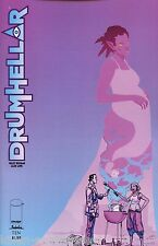 Drumhellar #10 Comic Book 2014 - Image