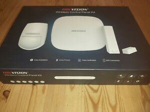 Intrusion panel kit Hikvision AXHuB Pyronix DS-PWA32-NG Wireless 868Mhz