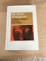 The Master And Margarita First Printing Grove Press 1967 Hardcover With DJ