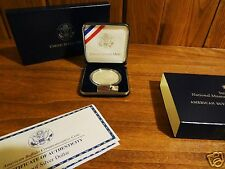 2001 P American Buffalo Commemorative Coin Silver Dollar Proof
