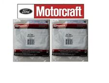 2PC SET MOTORCRAFT UPPER OXYGEN SENSOR LEFT/RIGHT NEW