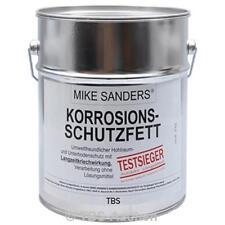 Mike Sanders Korrosionsschutzfett 24 kg Fass Rostschutz Hohlraumversiegelung
