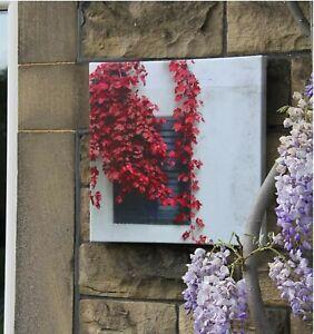 EX John Lewis Outdoor Canvas Garden Wall Art Water & UV Resistant 40 x 40cm