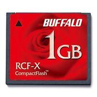 BUFFALO Compact Flash 1GB RCF-X1GY from japan Japan