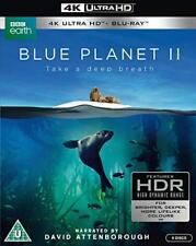 Blue Planet II UHD [DVD]