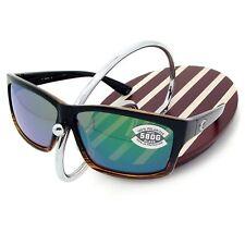 637458dffd NEW Costa Del Mar CUT Coconut Fade   580 Green Mirror Glass 580G