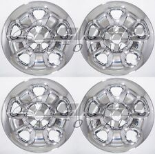 """17"""" Chrome Wheel Skins / Hubcaps (4 Pieces) FOR 14 15 2014 2015 Jeep Cherokee"""