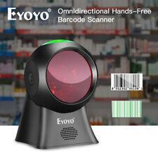 Handfree Omnidirectional Laser Barcode Scanner Adjustable Angle for Supermarket