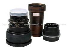 Ross Xpres 225mm f/3.5 Cine Lens Modified to Maniya 645AF 645/Nikon Mount 9inch