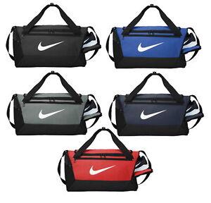 Nike Brasilia 9.0 Small Duffle Bag Gym Bag BA5957 - New - Pick a Color