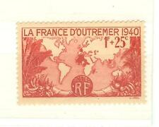 YVERT N° 453 FRANCE D'OUTREMER TIMBRES FRANCE NEUFS **