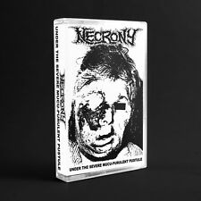 Necrony - under the severe mucu-purulent pustule (cassette tape, Kassette, MC)