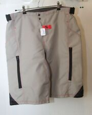 Original Short velo mountain bike  TRICK X  MERCO Taille XL beige neuf