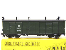 Bahndienstwagen der DR(DDR),Ep. III/IV,HOe,1:87,PMT Technomodell,5-4422,NEUWARE