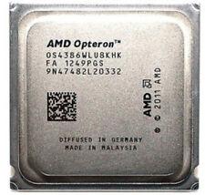 AMD Opteron 4386 Series 8Core CPU (OS4386WLU8KHK) Socket C32 8MB 3.1GHz 95W