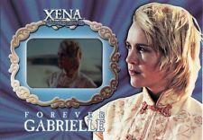 Xena Season 6 Forever Gabrielle G1 Card 669/750