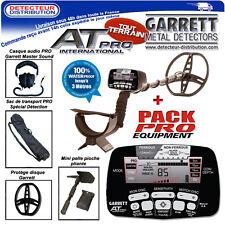 PROMO !!! Détecteur Haut de gamme NEUF Garrett AT PRO International + Pack PRO