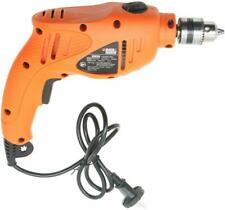 Drill Machine BLACKDECKER Powerful for Wall Metal Wood Drilling with 19 HSS bits