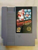 Super Mario Bros. (Nintendo Entertainment System) NES 5 SCREW tested ship fast