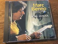 Marc Benno - Snake Charmer  [CD Album] 1994 BLUES