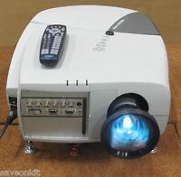 Barco iQ R350 PIP LCD SXGA+ Projector Home Cinema Office Presentation