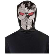 Máscaras y caretas color principal plata de poliéster para disfraces