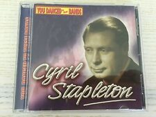 CYRIL STAPLETON - YOU DANCED TO THESE BANDS - CD Album
