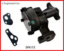 Engine Oil Pump-OHV, Ford, 12 Valves ENGINETECH, INC. EPK173