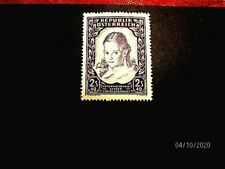 Austria 583 school girl mint VF/XFog h, cat. 12.-