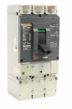 Merlin Gerin NSJ400N Compact Circuit Breaker NSJ 400A Frame @ 150A Trip 600V