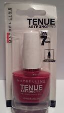 Vernis à Ongles Tenue Et Strong Pro 202 Vrai Rose Gemey Maybelline