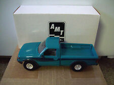 AMT/ERTL #6291, 1994 FORD RANGER STX 4X4 PICKUP TRUCK, BRIGHT CALYPSO GREEN, MIB