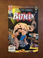 Detective Comics #659 (1993) 9.2 NM DC Key Issue Comic Book Knightfall Part 2