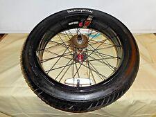 "Schwinn StingRay OCC Chopper Bike part - Rear Wheel 20 X 4.25"" Black Rim"