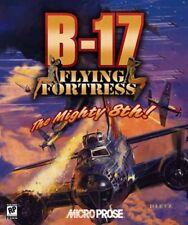 B-17 FLYING FORTRESS: THE MIGHTY 8TH (2000) PC CD-ROM NEW & FACTORY SEALED