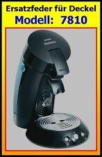 Ersatzfeder für Senseo Modell 7810, Ersatzteil für Deckel - einfache Montage !
