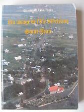 Un visage de l'Ile d'Orléans Vie maritime & Personnes LÉTOURNEAU 1979 Signé